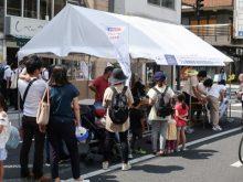 第8回日本一さくらんぼ祭りにて